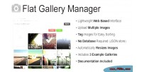 Gallery flat manager