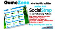 Games gamezone socialstrap for addon