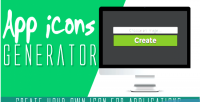 Icons app generator