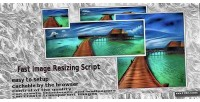 Image fast resizing script