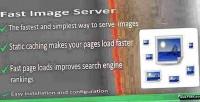 Image fast server