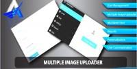 Image multiple uploader
