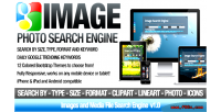 Images & photo media engine search file