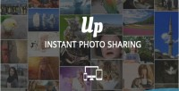 Instant up photo sharing