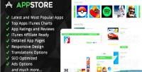 Ios appstore script affiliate apps