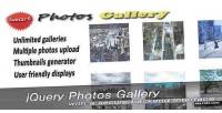 Jquery smart photos gallery