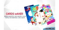 Maker cards