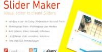 Maker slider