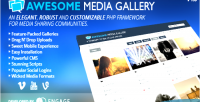 Media awesome gallery