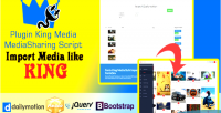 Media king plugin importer dailymotion