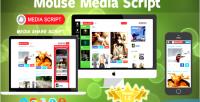 Media mouse script