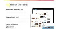 Media premium script