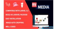 Media rv management media laravel
