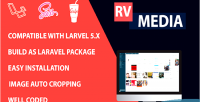 Media rv management media laravel