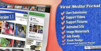 Media viral portal