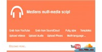 Multi medians media script