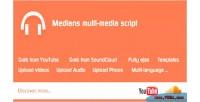 Multi medians media script