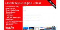 Music engine artist tracks info albums music