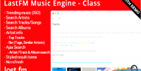 Music engine artist tracks info albums music