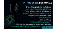 Music euphonize platform social sharing