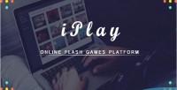 Online iplay platform games flash