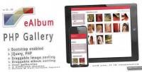 Php ealbum gallery v2.0