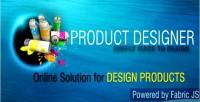 Php js product designer