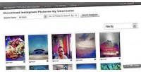 Picture instagram video downloader