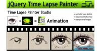 Time jquery lapse editor plus painter