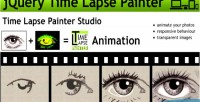 Time jquery lapse editor plus painter