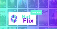 Tv nutflix cms movies series