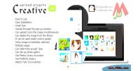 Upload creative plugins