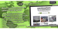 Video camanywhere webconsole surveillance camera