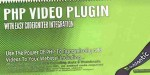 Video php plugin
