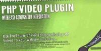 Video php plugin