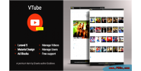Video vtube script sharing hosting