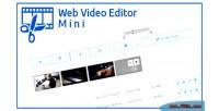 Video web editor mini