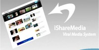 Viral isharemedia media system