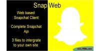 Web snap