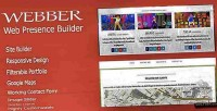 Web webber presence builder