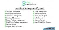 Inventory adapt management system