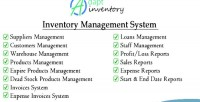 Inventory adapt management system