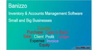 Inventory banizzo accounts management for software small businesses big and