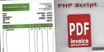 Invoice pdf 1.0 v generator