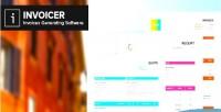 Invoices invoicer generator app