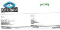 Invoicing codeigniter system invoicer classic