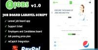 Job ijobs script laravel board