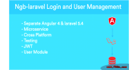 Laravel ngb crud angular laravel api rest on jwt bootstrap 4 angular