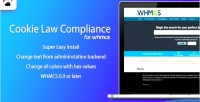 Law cookie whmcs for compliance