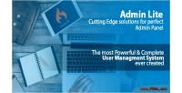 Lite admin powerfull panel admin php